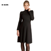 Easter Gifts Maternity Clothes O-Neck Maternity Dress Elegant Evening Party Dresses For Pregnant Women Nice Office Lady Vestidos