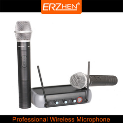 Package V900 wireless VHF system microphone, microphone handheld, pocket, earphone, / microphone, frequency fixed