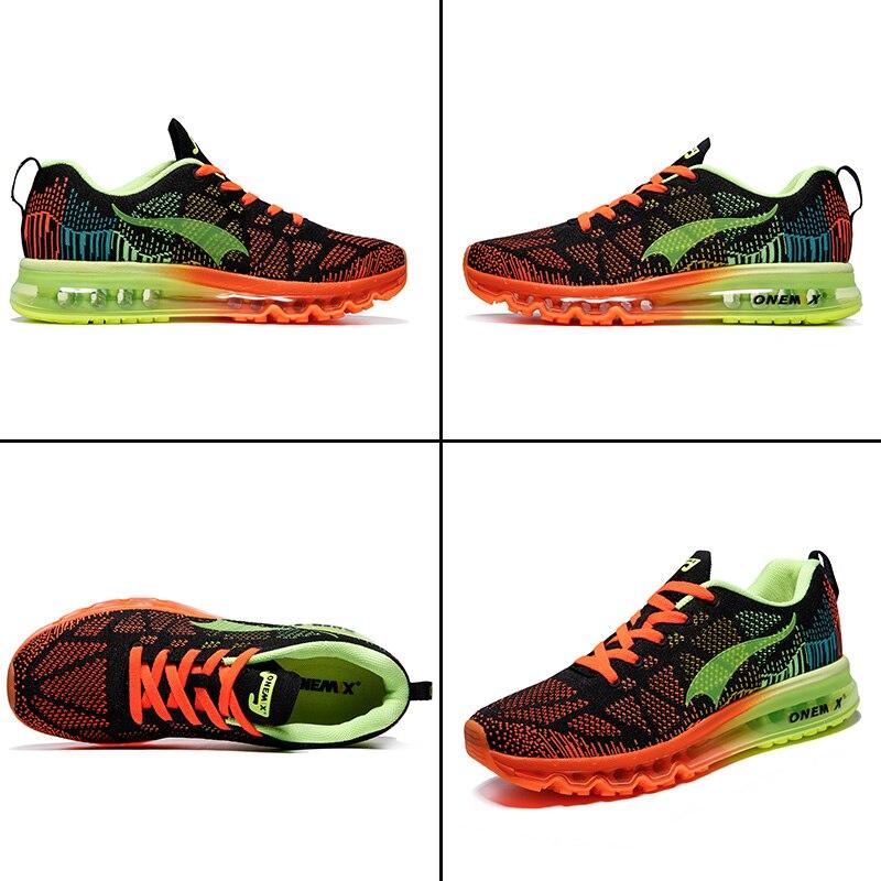 ONEMIX Air course chaussures pour hommes femmes 97 respirant maille athlétique plein Air Jogging baskets Max 12.5 - 2