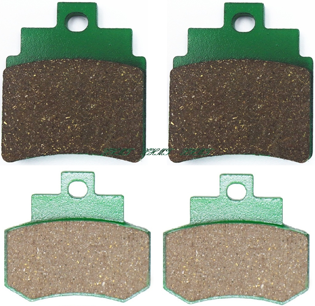REAR BRAKE PADS Fit For KYMCO Grand Dink 250 2001-2006 2002 2003 2005 MOTORCYCLE