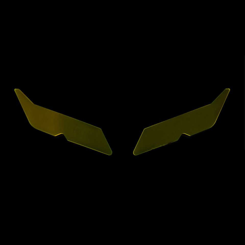 MTKRACING FOR YAMAHA YZF R15 V3 V3 0 VVA 2017 2018 2019 motorcycle  Headlight Protector Cover Shield Screen Lens