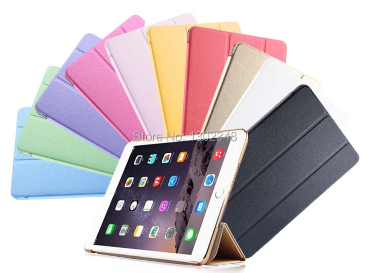 Ultra Slim Fold Stand PU Leather Case Smart Sleep/Wake Flip Business Book Cover For Apple iPad Mini4 Mini 4 Gen 7.9 inch Tablet pu leather ebook case for kindle paperwhite paper white 1 2 3 2015 ultra slim hard shell flip cover crazy horse lines wake sleep