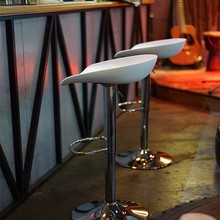 European bar chairs French coffee stool hotel night club red gray furniture chair free shipping living room computer stool