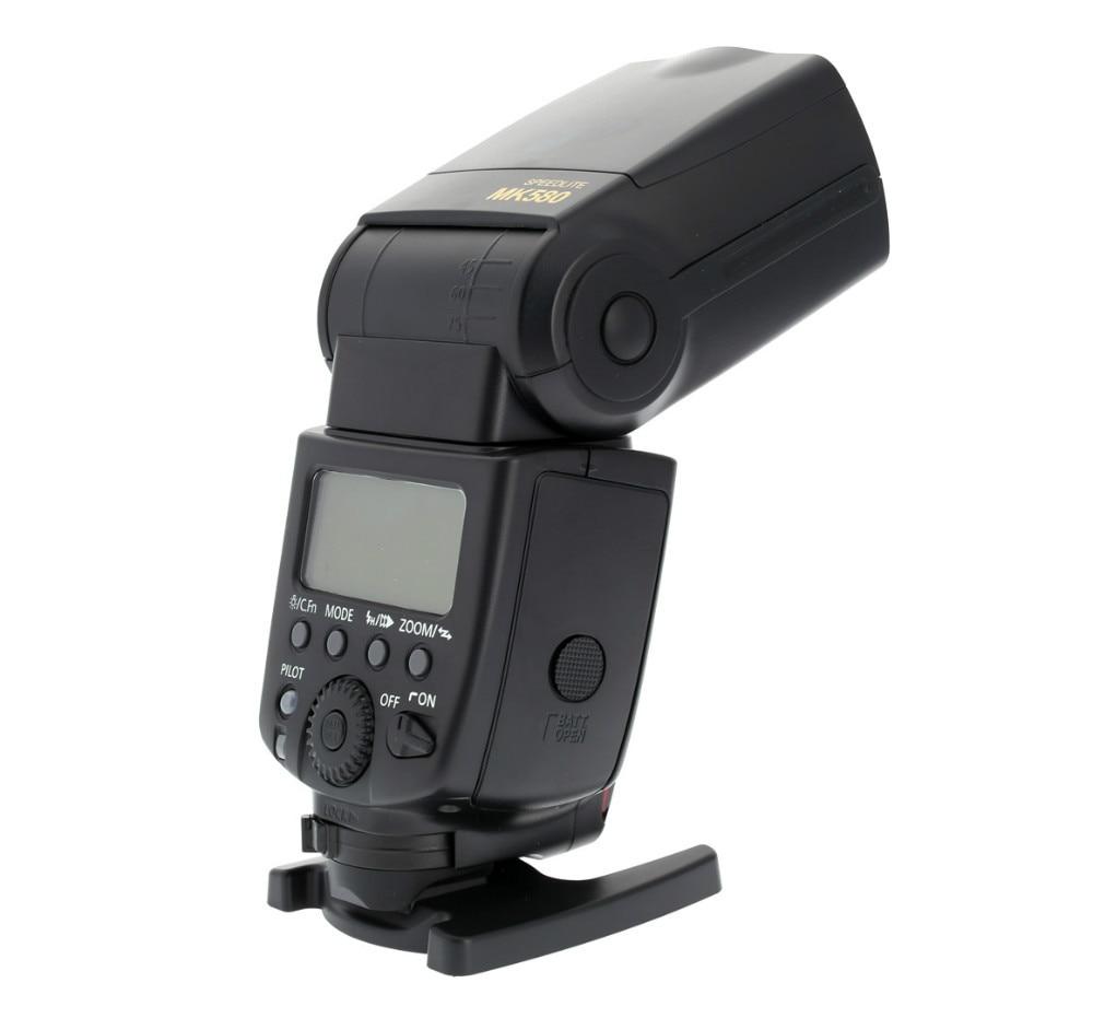 MEKE Meike MK 580 TTL Κάμερα Flash Speedlite για Canon 580EX - Κάμερα και φωτογραφία - Φωτογραφία 4