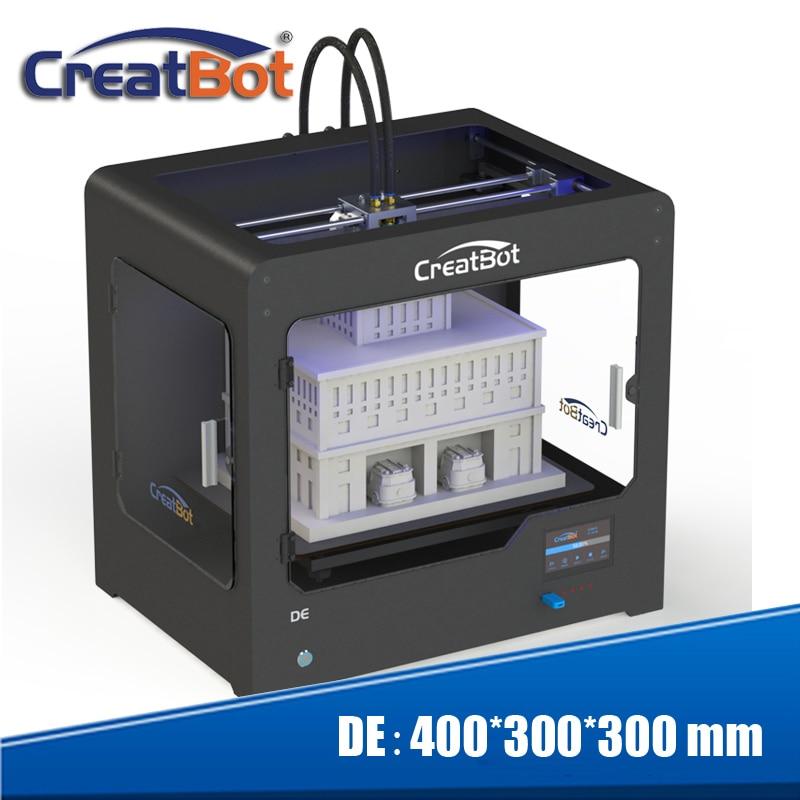 Creatboti värskendatud metallkonstruktsiooniga FDM 3D-printeri - Office elektroonika