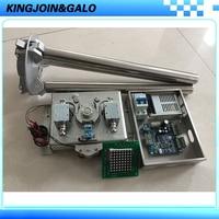 Best quality Electric Semi automatic tripod turnstile mechanism(mechanism&tripod arms&control board&LED light)for turnstile gate