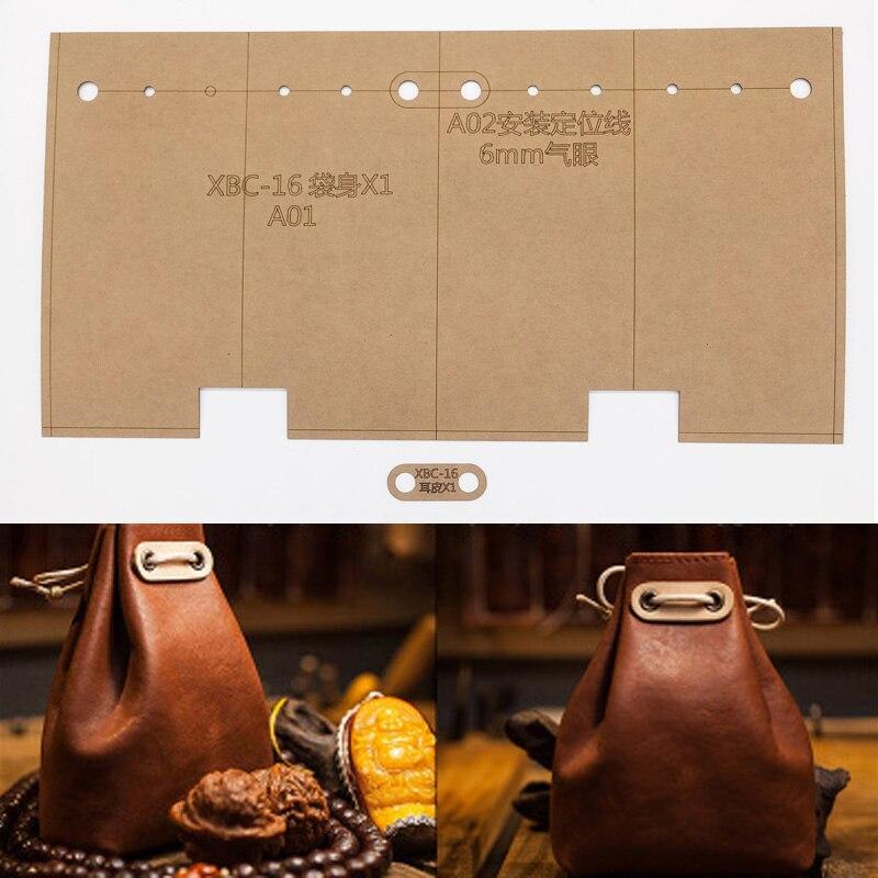 DIY Lederhandwerk frauen handtasche rucksack schlüsseltasche ...