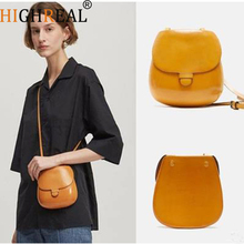 HIGHREAL Famous Fashion Brand Candy Shoulder Bags High Quality Crossbody Bags Designer Ladies Messenger Bag Bolsas Femininas