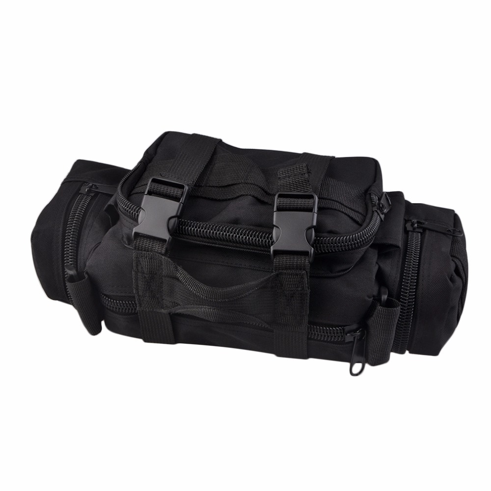 Unisex Almohada en Forma de bolso Del Bolso de Hombro Paquete de La Cintura Táct