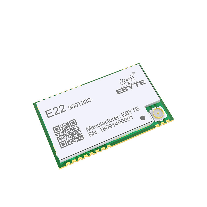 Image 3 - E22 900T22S SX1262 UART TCXO Wireless Module 868MHz 915MHz Transceiver IoT SMD IPEX Interface-in Fixed Wireless Terminals from Cellphones & Telecommunications