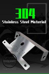 Image 4 - オートバイアクセサリー 304 ステンレス鋼ライセンス benelli tnt 300 302 250