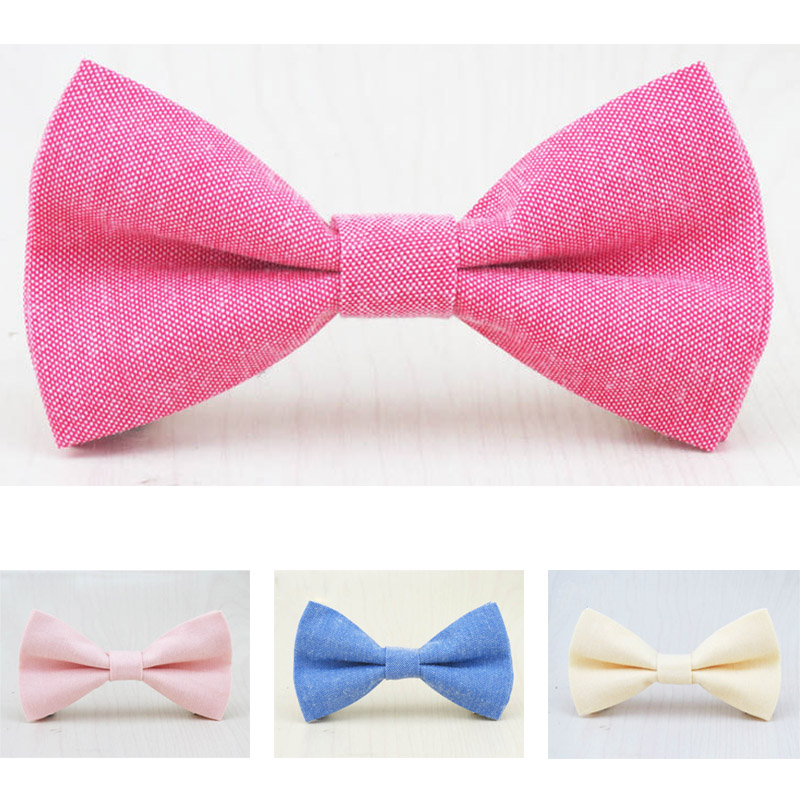 Brand New Children Bow Tie Cute Baby Bowtie Candy Colors ...