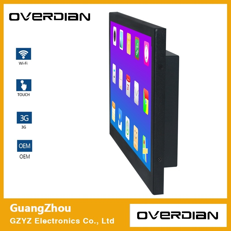 21inch Android System Widescreen LCD Screen  Industrial Computer Built In WiFi 16:9 ResistanceTouch Screen Industrial Computer