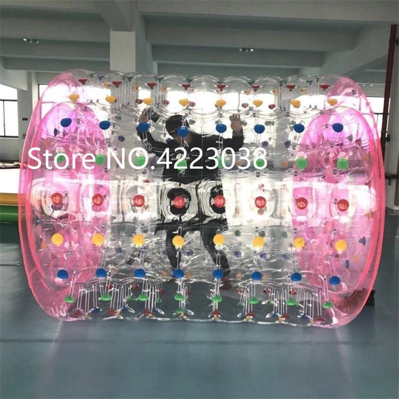 Livraison gratuite 2019 nouveaux rouleaux gonflables de boule de l'eau de Zorbs de conception, jouets de boule de marche de l'eau pour la piscine, prix de boule de l'eau