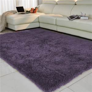 Carpet Modern Gray Pink Living-Room/bedroom-Rug Soft White 11-Color Antiskid Purpule