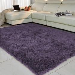 Sala de estar/quarto Tapete Antiderrapante macio 150 centímetros * 200 centímetros tapete tapete moderno tapete purpule branco rosa cinza 11 cor