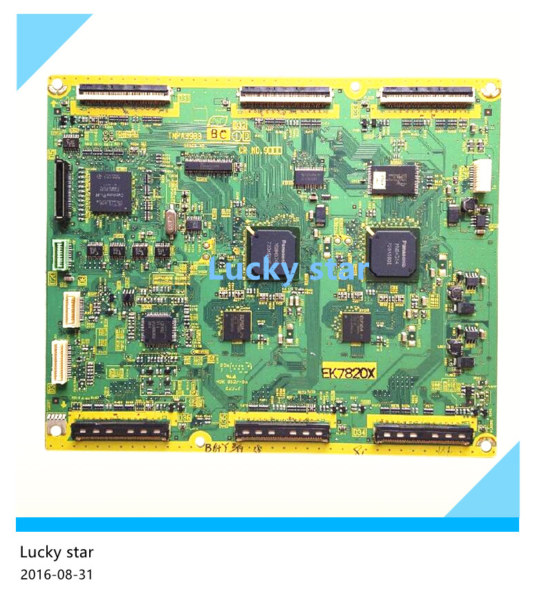 Original LOGIC BOARD TH-50PZ700C TNPA3983 BC original logic board th 50pv70c tnpa4134 bq an