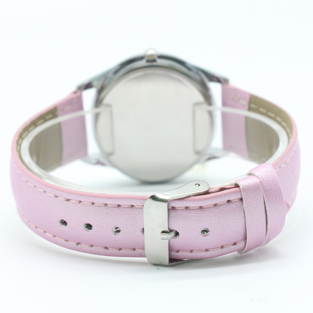2018 hot selling children cute dial quartz watch Vampirina Girl Cartoon Birthday Party Gift for kids watch