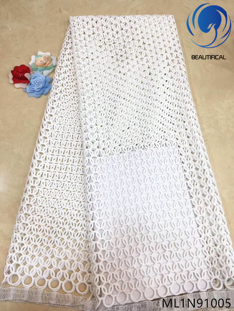 Beautifical african lace fabrics with mesh nigerian net lace fabric for dress french lace wedding fabric 5yaards/lot ML1N910Beautifical african lace fabrics with mesh nigerian net lace fabric for dress french lace wedding fabric 5yaards/lot ML1N910