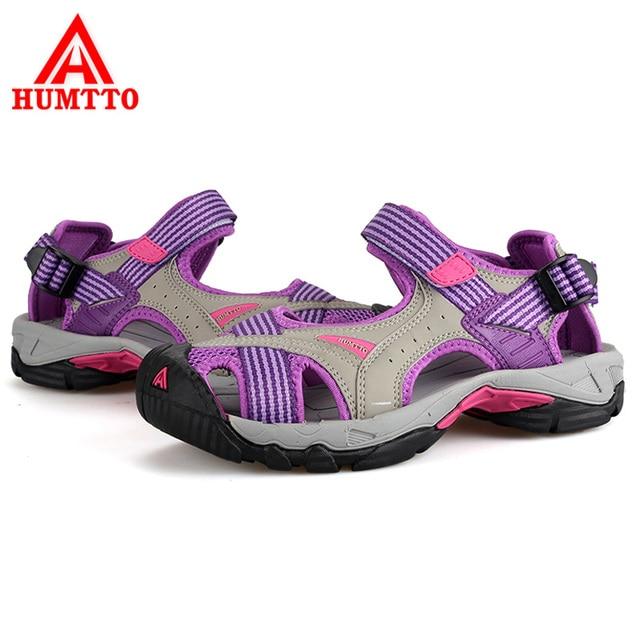 Sandales Aqua Air Humtto En Plage Anti De Femmes Chaussures Plein Owkn08P