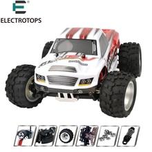 70 KM/H A979-B WLtoys RC Car Alta Velocidad Monster Trucky RC vehículos Off-Road RTR 4WD 1/18 2.4G de Radio Control A979 Upgrad versión