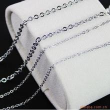 Top Quality Simple Couple Link Chain Necklace All-Match Stainless Steel Men/Women Jewelry Accessories Cheap Price,JM105