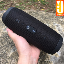 Portable Bluetooth speaker outdoor hands free wireless audio Column dual speaker diaphragm loudsepaker for font b