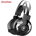 Game Headset For Xbox one Wired E-Sport Headphones For PS4 Game Headset With Microphone E-Sport Headphones For PC Computers New