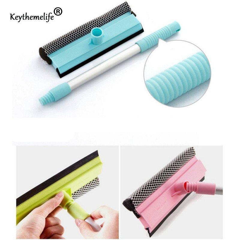 Adjustable-Cleanning-Brush-Bathroom-Wipers-Down-Glass-Sponge-Window-Cleaner-Brush-E0