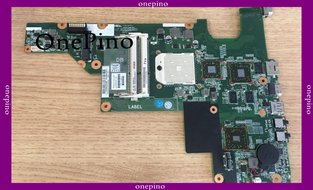 For HP Compaq CQ43 635 laptop motherboard 646981-001 Radeon Graphics DDR3 TESTED