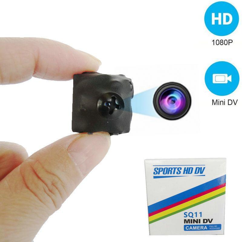 цены 4G Card+SQ11 Tiny DV Camera 1080P HD Video Recorder mini screw CAM DVR Camcorder