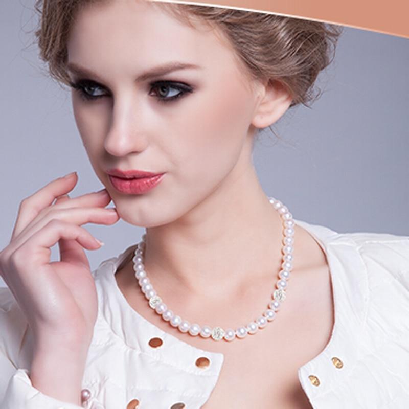 YIKALAISI 925 Стерлинги Сребърен Бутон - Модни бижута - Снимка 6