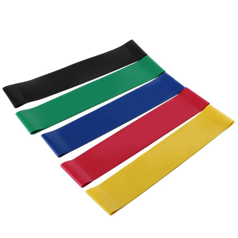 Aliexpress.com : Buy Resistance Band Set 5 Sizes Available