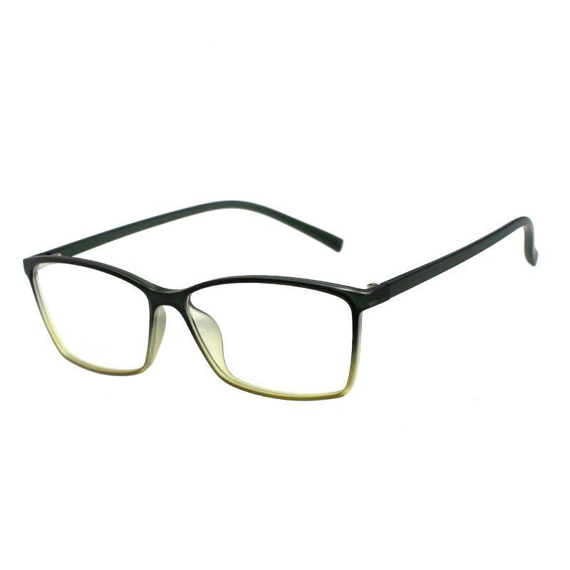 Logorela New TR90 Glasses Frame Myopic 1704 Retro Matching