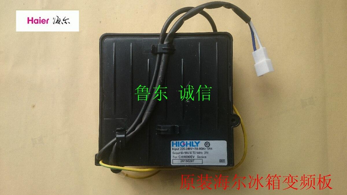 Фото Original Haier refrigerator inverter board For CHH090EV refrigerator compressor frequency control board HIGHLY board