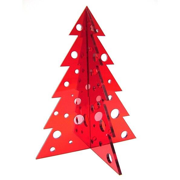 2016 High quality acrylic christmas tree ,Christmas ornament ...