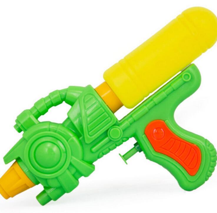 Outdoor Sports Game Bathroom Toys Child Mini Water Gun Baby Beach Water Gun Shooting Pistol Kids Summer Toy (Color sent randomly