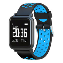 Smart Watch Men Blood Pressure IP68 Waterproof Fitness Tracker Clock Smartwatch For IOS Android Wearable Devices SN60 VS Sprot 3
