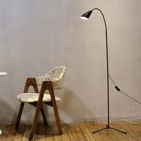 CLAITE Modern Stand Floor Lamp 7W White & Warm White Dimmer USB Desk Reading Light Fixture for Bedroom Living Room