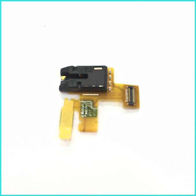 Для sony материнская плата Мощность и звуком & микрофоном гибкий кабель лента для sony Xperia Таблица Z версия