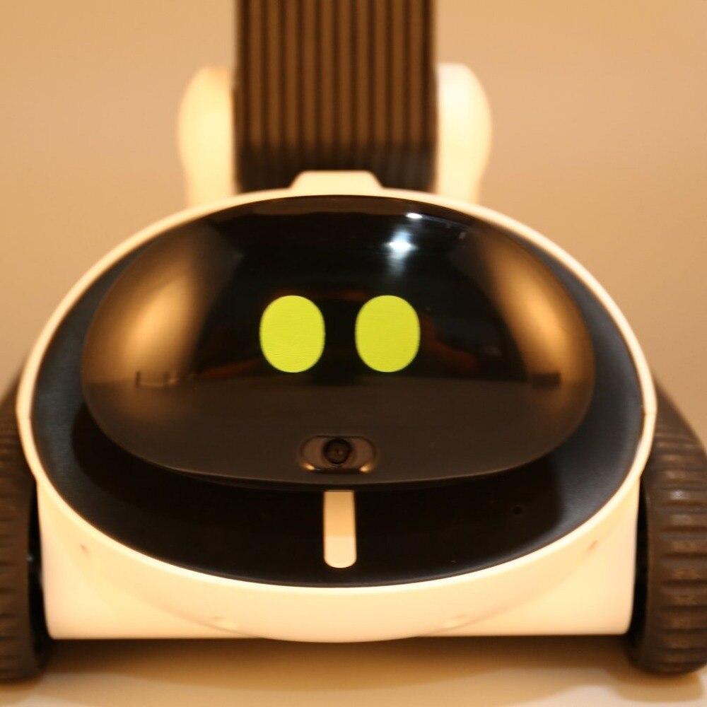 GLI Gomer Intelligente Prima Educazione Robot App Remote di Controllo Programmabile di Visual Identificare Usb RC Robot Giocattolo per I Bambini