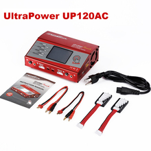 RC Lipo Professional Charger UltraPower UP120AC Touch version  120W AC Dual Output Balance Charger for RC Quadcopter FPV