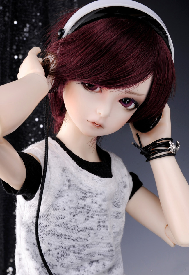 1/4 scale doll Nude BJD Recast BJD/SD Kid cute Boy Resin Doll Model Toys.not include clothes,shoes,wig and accessories A15A255 кукла bjd od 1 4 bjd sd only doll