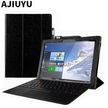 Étui de protection 12 pouces pour Lenovo Miix 720, Ideapad MIIX720, protection en cuir pour tablette Miix 5 Pro 720, étui PU