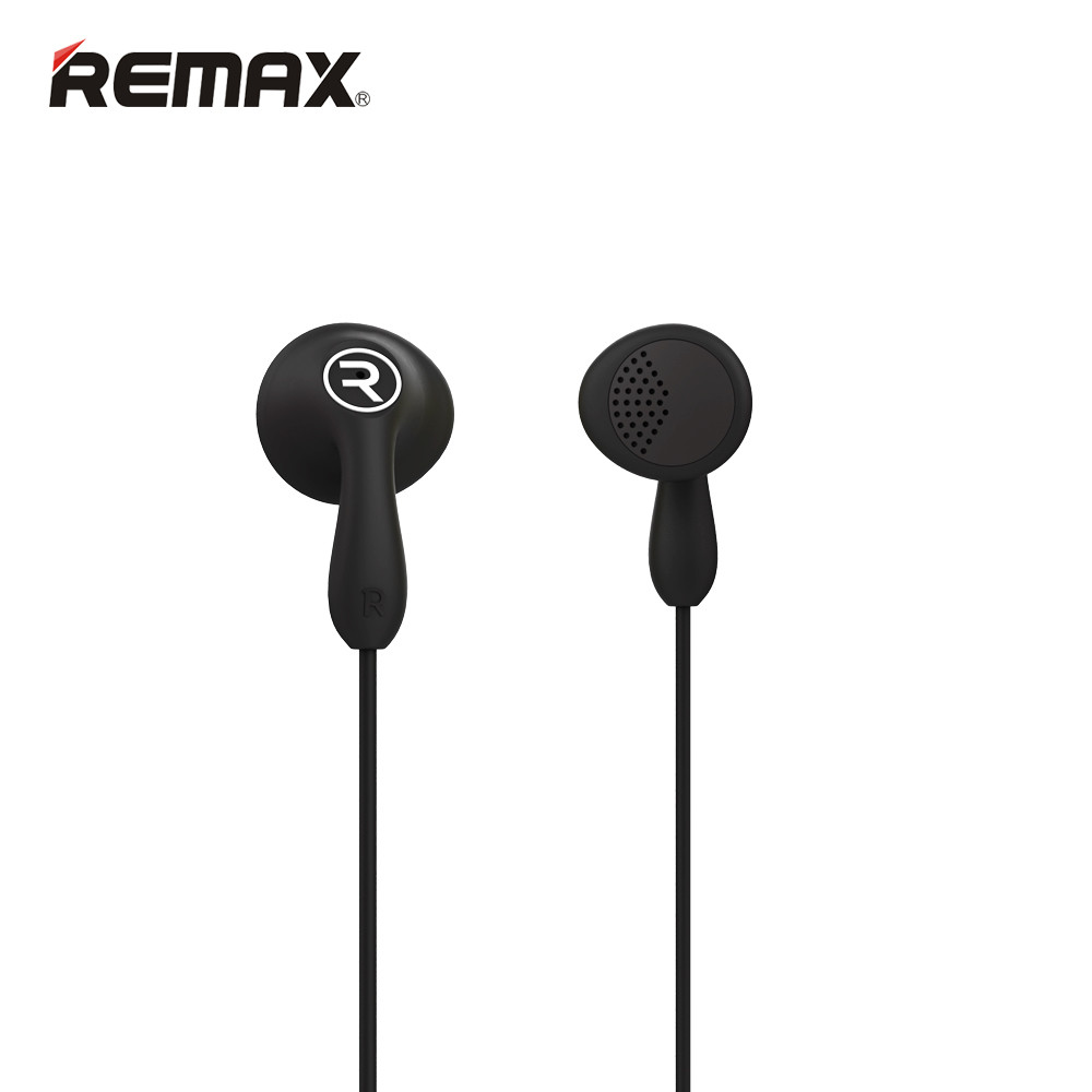 Original REMAX RM-301 In-ear Music Earphones with Microphone Candy Color