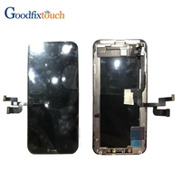 For iPhone XS LCD Screen Touch Digitizer Panel Assembly Replacement Part For iPhone XS LCD Display No Dead Pixel AMOLED OEM