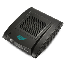 Factory price mini vehicle air purifier with True Hepa+Activated carbon+Negative ion+UV-C+Ozone(Less than 0.02ppm)