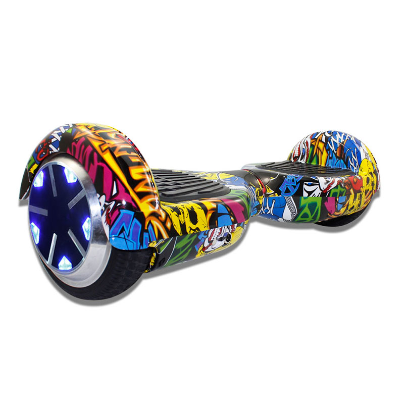iScooter Camouflage hoverboard Electric self balancing Smart Scooter wheel unicycle Standing hover board drift Skateboard