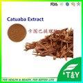Natural Catuaba Extract.Catuaba Bark Extract Powder 400g/lot
