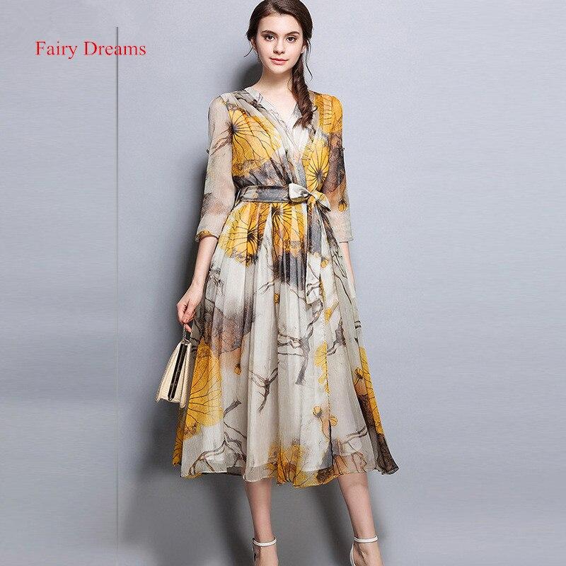 Цветы на платья из шифона